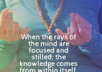 rays of the mind